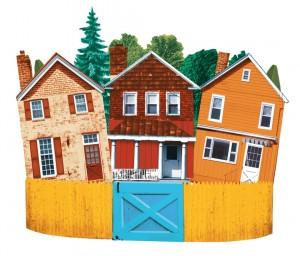Top 5 neighborhoods to invest