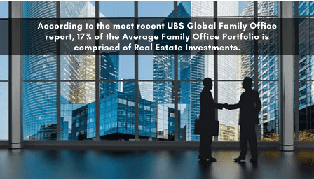 family offices investment in real estate