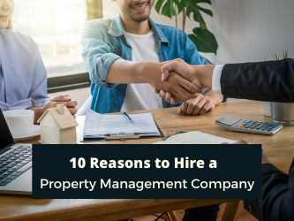 hiring a property management company