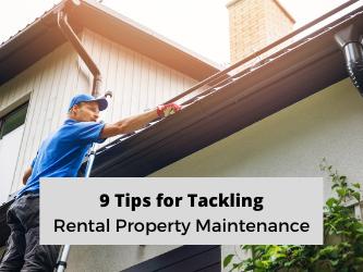 Rental Property Maintenance services