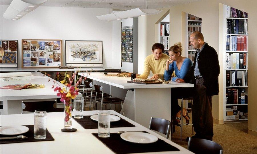 interior designers planning