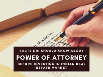 facts NRIs should know about power of attorney