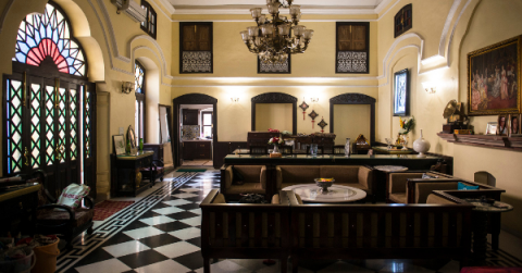 Old heritage revived by Interior Designers